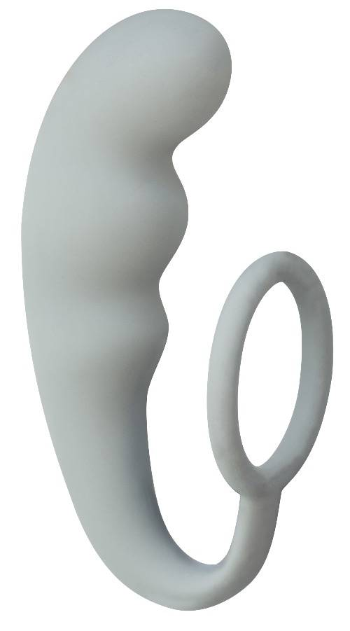 Lola toys Back Door Mountain Range Anal Plug Grey