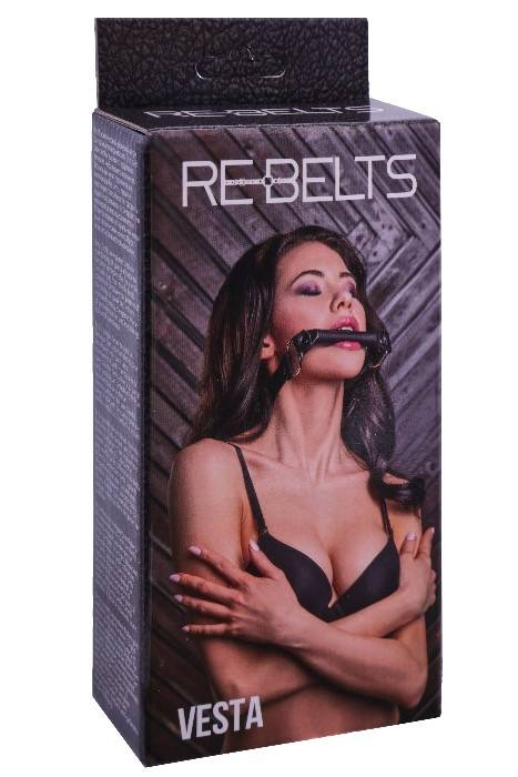 Rebelts Vesta Black